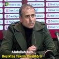 """Abdullah Avcı: """"Küçümsemek için demiyorum ama Oğuzhan alt lig takımına karşı üstünlük kuramıyorsa özveri ve disiplini iyi değil demek"""""""
