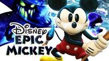 Disney Epic Mickey FULL GAME 100% Longplay (Wii) Paint Path