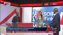 SOIR D'INFO - Français - Invité : SERIGNE MOUSTAPHA KA- Pr : NDEYE ARAME TOURÉ - 22 Janvier 2020