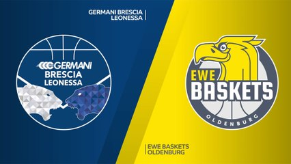 7Days EuroCup Highlights Top 16, Round 3: Brescia 70-67 Oldenburg