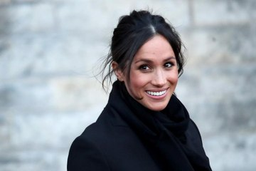 Meghan Markle Made One Last Check-In at an Animal Charity Before Heading to Canada