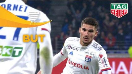 But Houssem AOUAR (85ème) / Olympique Lyonnais - LOSC - (2-2) - (OL-LOSC) / 2019-20