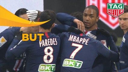 But Ghislain KONAN (31ème csc) / Stade de Reims - Paris Saint-Germain - (0-3) - (REIMS-PARIS) / 2019-20