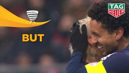 But MARQUINHOS (9ème) / Stade de Reims - Paris Saint-Germain - (0-3) - (REIMS-PARIS) / 2019-20