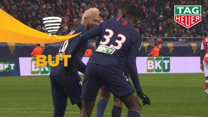 But Tanguy KOUASSI (77ème) / Stade de Reims - Paris Saint-Germain - (0-3) - (REIMS-PARIS) / 2019-20
