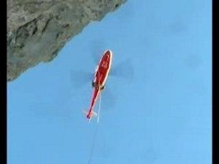 Rescate en el pico San Carlos (GREIM)