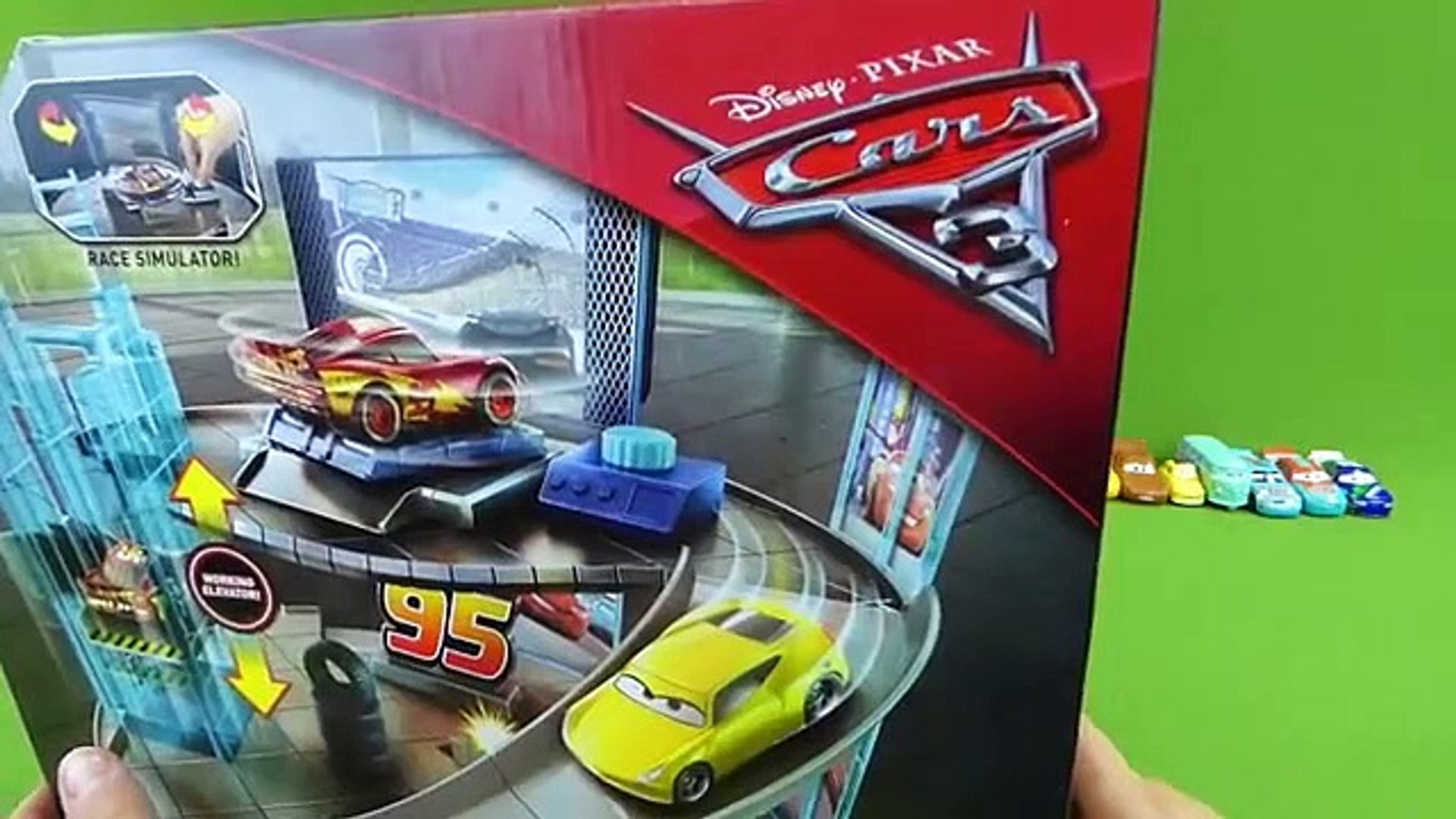 Rust Eze Racing Center Disney Cars 3 Toys Race Cars Florida Pit