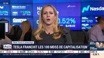 New York is amazing: Tesla franchit les 100 MDS$ de capitalisation par Sabrina Quagliozzi - 22/01