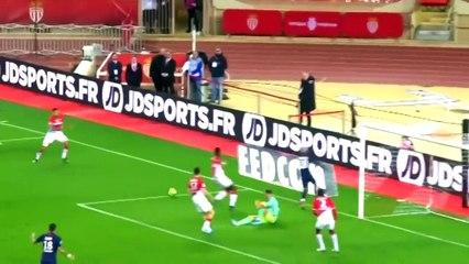 Kylian Mbappé vs Monaco (HD)