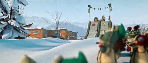 La Bataille géante de boules de neige 2 : l'incroyable course de luge (2020) - Bande annonce