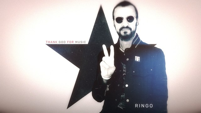 Ringo Starr - Thank God For Music