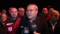 Vali deniz'den 5.4'lük deprem sonrası açıklama