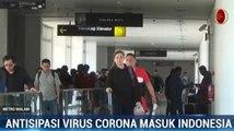Antisipasi Penyebaran Virus Corona, Bandara Juanda Pasang Thermal Scanner