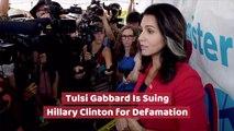 Tulsi Gabbard Is Going After Hillary Clinton