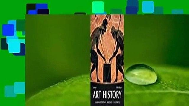 Full version  Art History Volume 1  Review