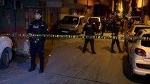 Beyoğlu'nda iki adrese bırakılan EYP'lerin patlaması sonucu hasar oluştu