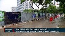 Revitalisasi Monas Belum Berizin, Ketua DPR Puan Maharani Minta Monas Dikembalikan Seperti Semula