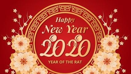 """《中國新年喜慶音樂1-銀花萬簇迎金鼠》全專輯試聽/""""Chinese New Year Festival Music 1 - Thousands of Golden Flowers Welcome the Golden Mouse""""Full Album (Official Audio)"""