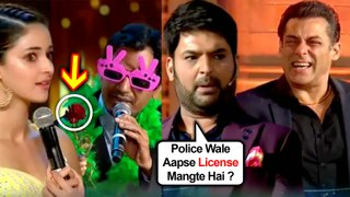 Nawazuddin Siddiqui PROPOSES Ananya Panday, Kapil MAKES FUN Of Salman, Katrina | UMANG 2020