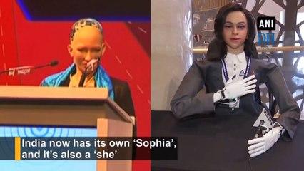Here's a glimpse of ISRO's half-humanoid 'Vyommitra'
