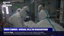 Coronavirus: la ville de Wuhan, épicentre de l'épidémie, se coupe du monde