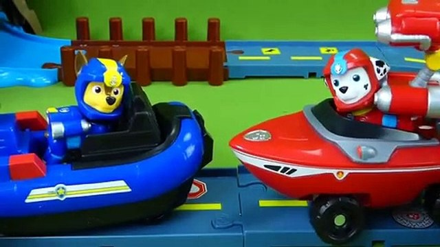 Paw Patrol Sea Patrol and Blaze and the Monster Machines Race Cars Skateboard Pups Lighthouse Toys