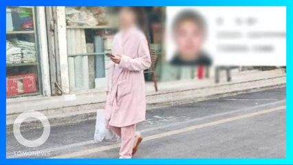 穿睡衣走上街「不文明」 中國用臉部辨識昭告天下身分