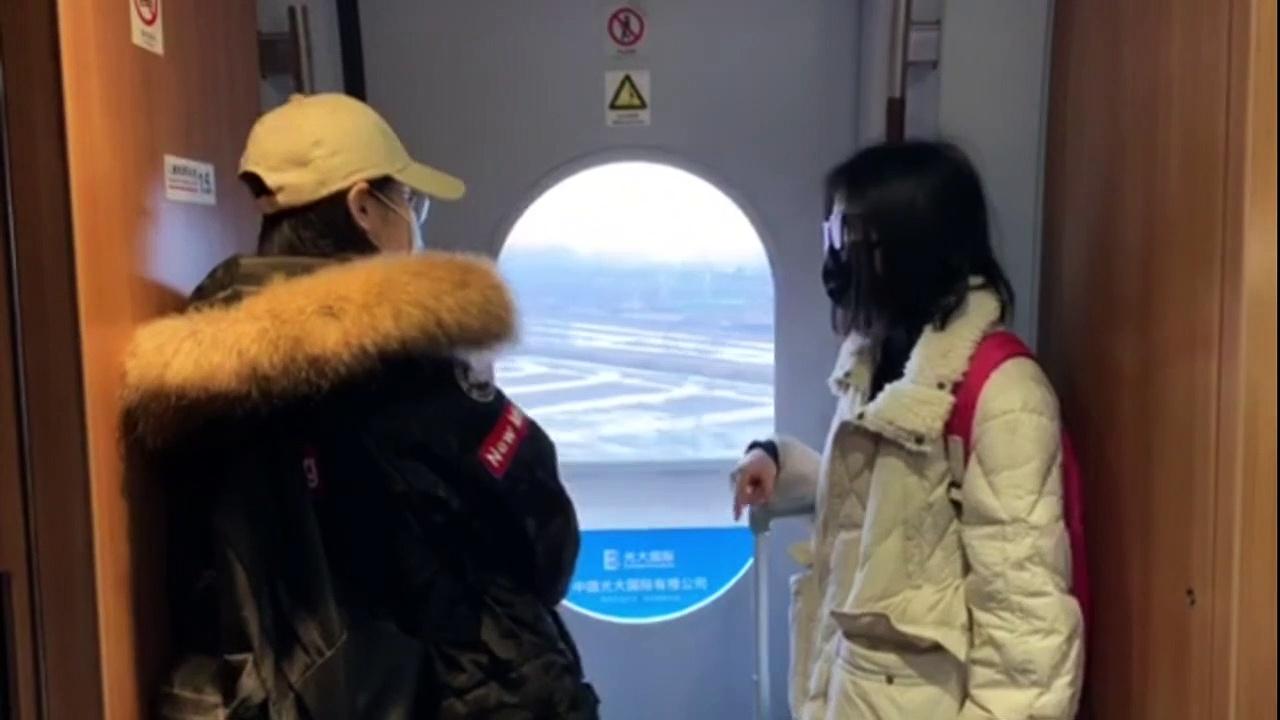 Coronavirus: Chinesische Metropole Wuhan unter Quarantäne