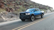 2020 Ram 2500 Power Wagon Driving Video