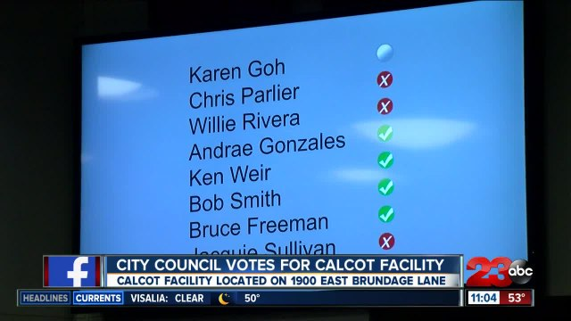 City Council votes to purchase the Calcot facility as their new low-barrier homeless shelter