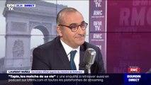 """Propos d'Emmanuel Macron à Jérusalem: Laurent Nuñez assure que sa sortie en anglais """"n'étais absolument pas jouée"""""""