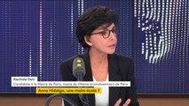 """Mobilité à Paris : """"Aujourd'hui c'est l'anarchie"""", affirme Rachida Dati, candidate Les Républicains à la mairie de Paris"""