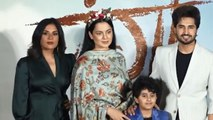 Kangana Ranaut, Neena Gupta, Ashwini Iyer Tiwari And other celebs attend the screening of Panga Part 2