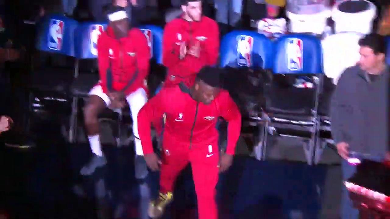 San Antonio Spurs 121 - 117 New Orleans Pelicans