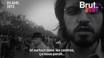 """""""Les voitures, ça pue, ça tue"""" : quand les cyclistes manifestaient à Paris il y a 50 ans"""