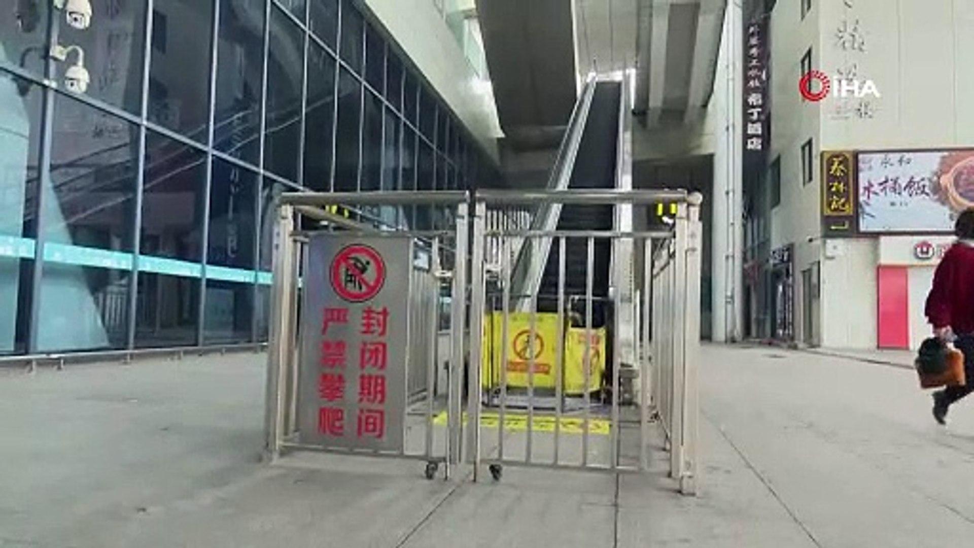 Çin'in Wuhan kentinde ortaya çıkan Corona virüsü salgınında ölü sayısı 17'ye yükseldi; ken