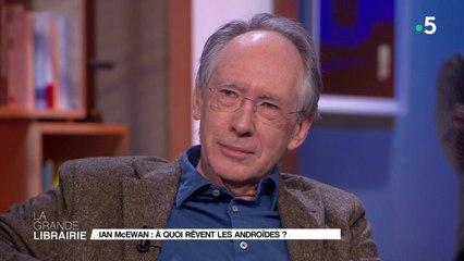 Ian McEwan explore le danger de créer ce que l'on ne peut contrôler - Extrait