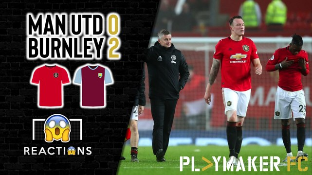 "Reactions | Man Utd 0-2 Burnley: ""This club is rotten from top to bottom"""