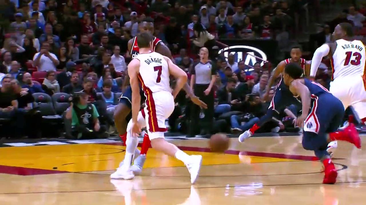 NBA'de Gecenin En Güzel 5 Oyunu | 22.01.2020
