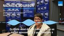 Nathalie_Bourbon,_du_collectif_de_protection de l'enfance dans le Loiret