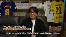 Captain Tsubasa Rise of New Champions comparte un vídeo con su creador
