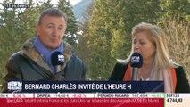 Bernard Charlès (Dassault Systèmes): L'innovation durable et la santé au coeur de la préoccupation à Davos - 23/01