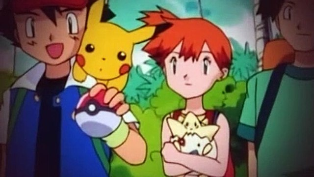 Pokemon S02E05 Fit To Be Tide