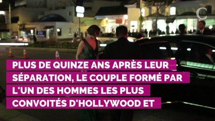 Jennifer Aniston et Brad Pitt de nouveau ensemble ? Un proche de l'actrice évoque leur flirt