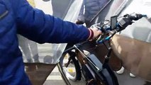 On a testé l'Urbaner, le tricycle électrique Made in Mayenne