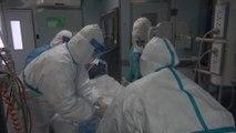 Chinese hospital staff in Wuhan face fears amid frontline battle against coronavirus outbreak