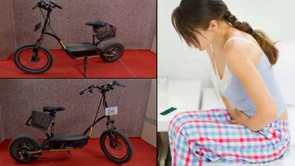 Try This Battery Operated Bicycle invented By A Student