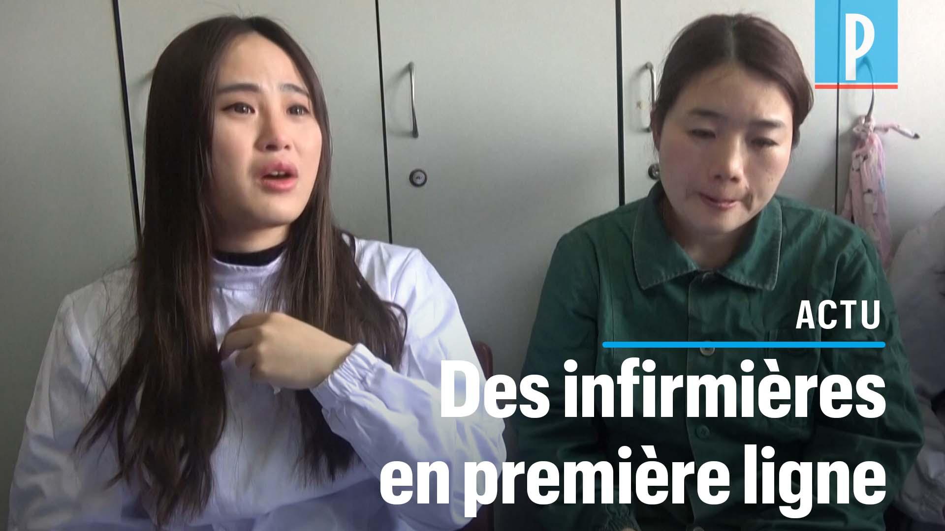 Coronavirus : « On a peur » affirme une infirmière d'un hôpital de Wuhan