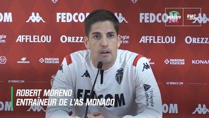 Monaco : Moreno ironise sur l'éventuel départ de Slimani