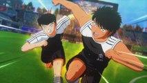 Captain Tsubasa Rise of New Champions - Un match à l'arraché (capture de la version preview)